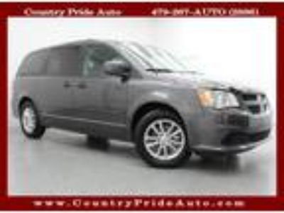 Used 2016 DODGE Grand Caravan SXT w/ NAV & DVD in Farmington, AR