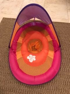 Swimways baby float