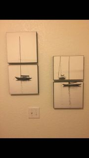 Sailboat Canvas Pictures