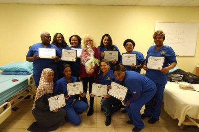 Affordable Certified Nursing Assistant Training with employment opportunities