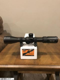 For Sale: Primary Arms FFP 4-14 Mil Dot with TPS Rings