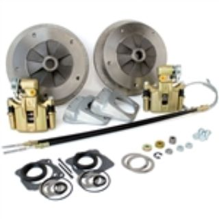 Almost new CB 5 lug rear disc brake kit