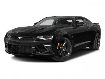 2018 Chevrolet Camaro SS (Red Hot)