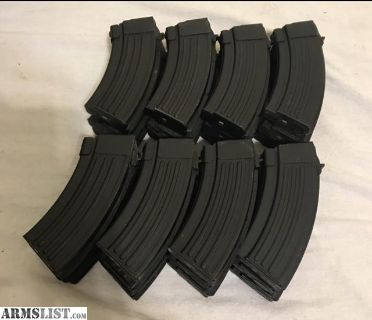 For Sale: AK47 Hungarian 20 Round Tanker Magazines
