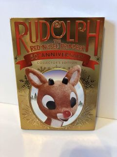 Rudolph the Red-Nosed Reindeer 50th Anniversary Collectors Edition