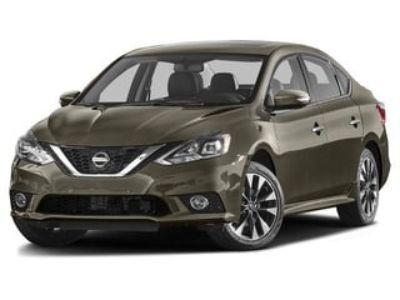 2018 Nissan Sentra S (Red Alert)