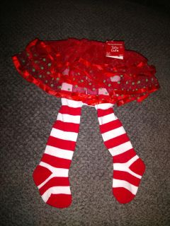 NWT Baby Ganz 0-12 month christmas tight