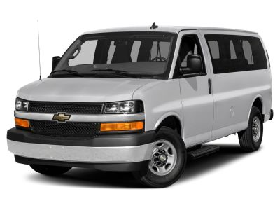 2016 Chevrolet Express 2500 LT (Summit White)