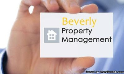 Beverly Property Management Company | North Bloomfield Properties
