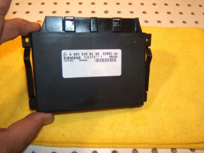 Purchase Mercedes W210/W202 SIEMENS Auto transmission Controller 1 Computer,A0245458132 motorcycle in Roseville, California, United States, for US $387.00