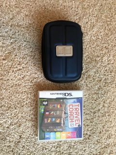 DS case with game