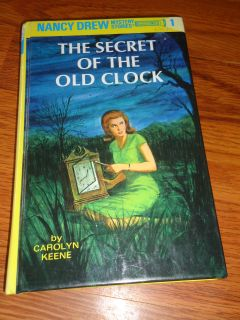 NANCY DREW- The secret if the old clock