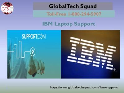 IBM Laptop Support   Toll Free 1-800-294-5907