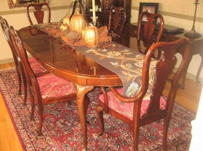 BEAUTIFUL THOMASVILLE Dining Room Set