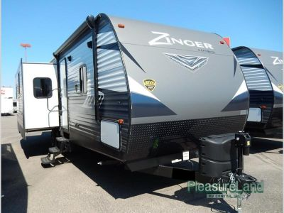 2018 Crossroads Rv Zinger ZR292RE