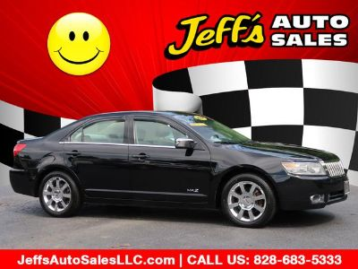 2007 Lincoln MKZ Base (Black Clearcoat)