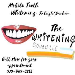 The Whitening Squad Teeth Whitening Mobile or In Office