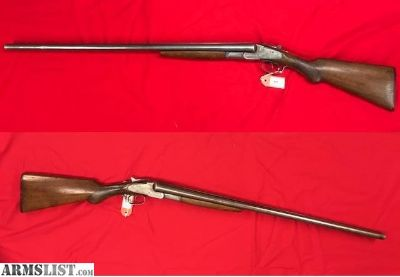 """For Sale: """"Antique"""" Hunter Arms LC Smith 12 gauge"""