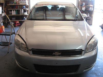 2011 Chevrolet Impala LTZ (SIL)
