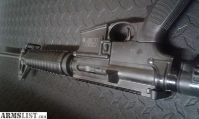 For Sale: smith and wesson mp-15 ar 5.56