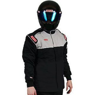 Buy Simpson 1502212 Sportsman Elite Jacket SFI 3.2A/5 Rated Black motorcycle in Delaware, Ohio, United States, for US $349.00