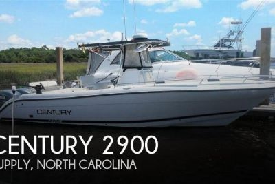 2002 Century 2900