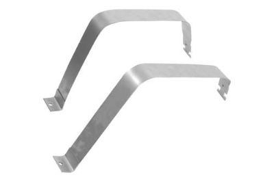 Buy Replace TNKST157 - Dodge Dakota Fuel Tank Strap Plated Steel Factory OE Style motorcycle in Tampa, Florida, US, for US $51.42