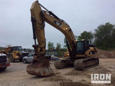 2010 Cat 336D-L Track Excavator