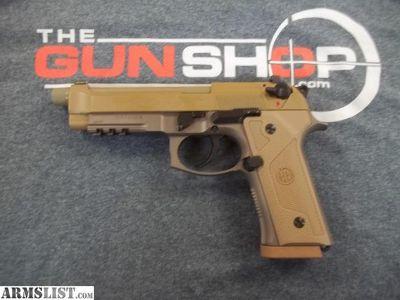 For Sale: Beretta M9A3