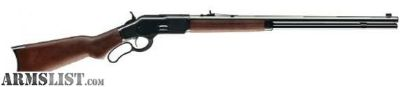 "For Sale: Winchester 1873 SPORTER CCH 357/38 24""GR3 Walnut"