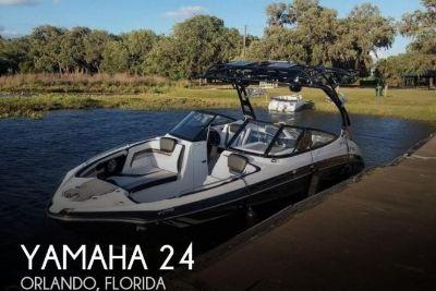 2017 Yamaha 242X E