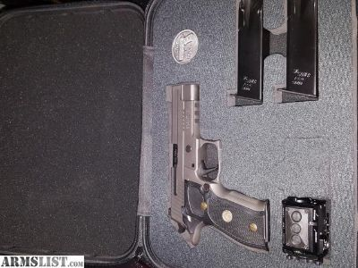 For Sale: Sig Sauer Legion Sao 9mm