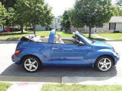 06 Pt Cruiser Convertible Loaded Automatic