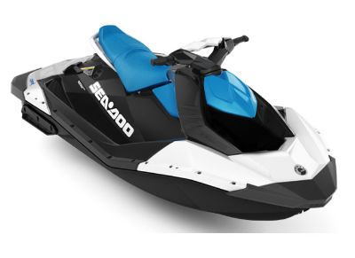 2018 Sea-Doo SPARK 2up 900 H.O. ACE iBR & Convenience Package Plus 2 Person Watercraft Leesville, LA