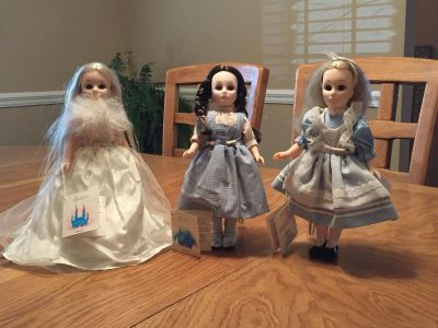 Effanbee Fairytale Collection Dolls