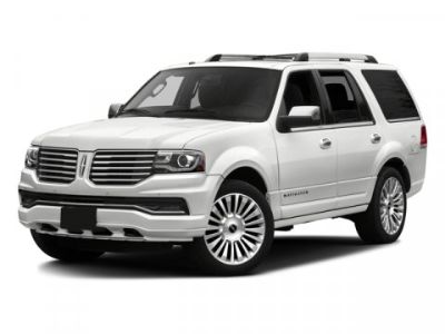 2017 Lincoln Navigator Select (White Platinum Tri-Coat)