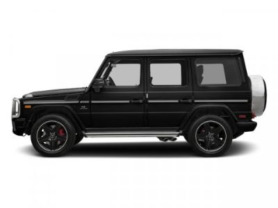 2018 Mercedes-Benz G-Class AMG G 63 (Obsidian Black Metallic)