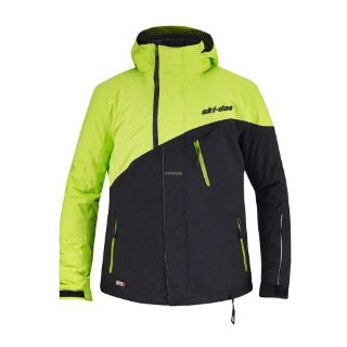 Buy Ski-Doo Men's Mcode Jacket with Insulation-Green motorcycle in Sauk Centre, Minnesota, United States, for US $239.99