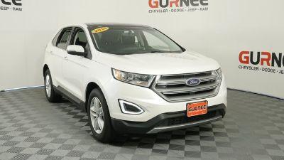 2015 Ford Edge SEL (White)