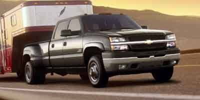 2004 Chevrolet Silverado 3500 Base (Black)