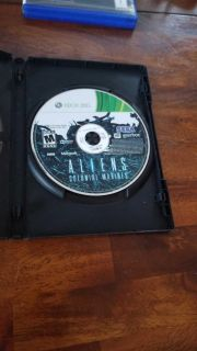 Aliens Colonial marines game for the 360