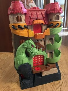 Fisher Price Imaginext Dragon Fortress