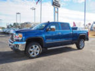 2018 GMC Sierra 2500 Blue