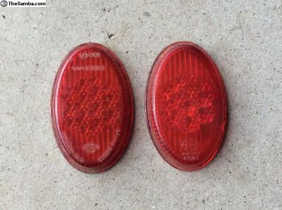 Snowflake Tail Light Lenses