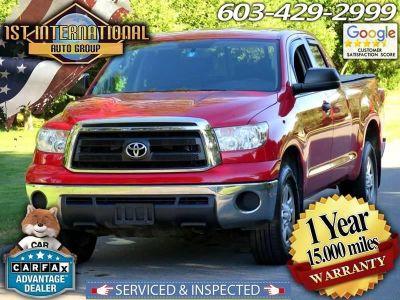 2011 Toyota Tundra Grade (Red)