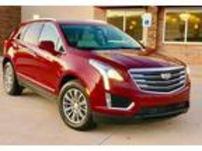 2017 Cadillac XT5 SUV in Oklahoma City, OK