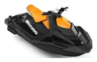 2018 Sea-Doo SPARK 3up 900 H.O. ACE iBR & Convenience Package Plus PWC 3 Seater Waterbury, CT