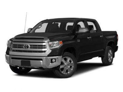 2014 Toyota Tundra Platinum (Attitude Black Metallic)