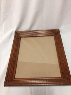 Wood Frame with Glass. Holds 8 x 10. Has a few scratches. Pick up at Target in McCalla on Thursdays 5:15 to 6:00pm.