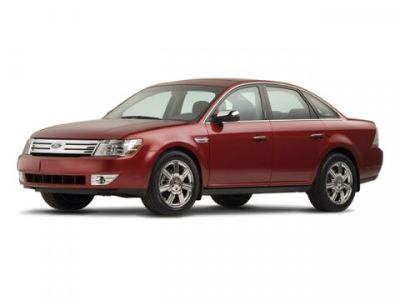 2008 Ford Taurus SEL (Dune Pearl Clearcoat Metallic)